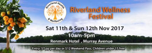 Riverland Wellness Festival 2017